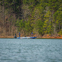 2018 Lake Hartwell Bassmaster Classic Photo Gallery - Jacob Wheeler Fishing - Pro Bass Fishing Angler
