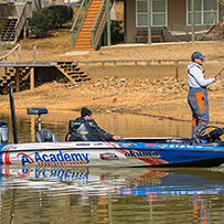 2018 Lake Martin Elite Series Photo Gallery - Jacob Wheeler Fishing - Pro Bass Fishing Angler