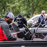 2018 St Lawrence River Bassmaster Elite Series Photo Gallery - Jacob Wheeler Fishing - Pro Bass Fishing Angler