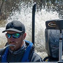 2019 North Carolina Major League Fishing Bass Pro Tour Stage 3 Photo Gallery - Jacob Wheeler Fishing - Pro Bass Fishing Angler