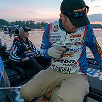 2019 Smith Lake Major League Fishing Bass Pro Tour Stage 5 Photo Gallery - Jacob Wheeler Fishing - Pro Bass Fishing Angler
