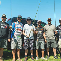 2019 Table Rock 1 Major League Fishing Pro Tour Stage 6 Photo Gallery - Jacob Wheeler Fishing - Pro Bass Fishing Angler