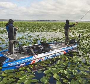 2019 Lake Kissimmee Major League Fishing Pro Tour Stage 1 Photo Gallery